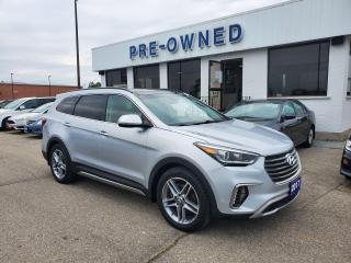Used 2017 Hyundai Santa Fe XL LIMITED for sale in Brantford, ON