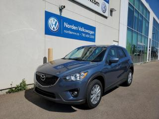 Used 2014 Mazda CX-5 GS | AWD | HEATED SEATS | NAV | PWR PKG for sale in Edmonton, AB