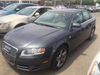 Used 2007 Audi A4 2.0 Quattro for sale in Mississauga, ON