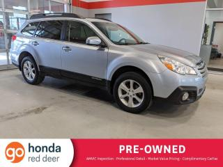 Used 2014 Subaru Outback 2.5I LIMITED for sale in Red Deer, AB