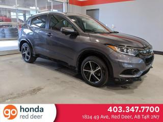 New 2021 Honda HR-V Sport for sale in Red Deer, AB