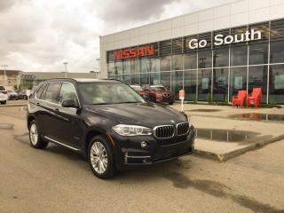 Used 2014 BMW X5 xDrive35d, X5, LEATHER, NAVIGATION for sale in Edmonton, AB