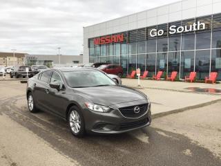 Used 2017 Mazda MAZDA6 GS-L, SUNROOF, AUTO for sale in Edmonton, AB