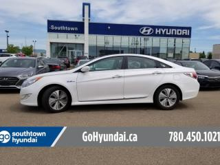 Used 2013 Hyundai Sonata Hybrid LIMITED W/TECH/NAV/LEATHER/PANO ROOF for sale in Edmonton, AB