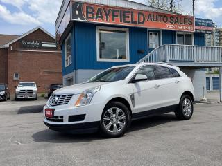 Used 2015 Cadillac SRX Luxury AWD **Leather/Pano Roof/Navigation** for sale in Barrie, ON