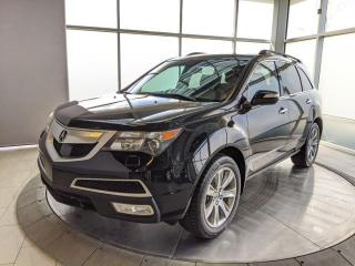 Used 2011 Acura MDX Elite | 3rd Row | Rear DVD | Adaptive Cruise | 1 Owner for sale in Edmonton, AB
