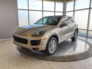 Used 2016 Porsche Cayenne DIESEL for sale in Edmonton, AB