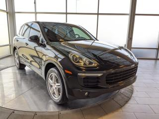 Used 2016 Porsche Cayenne | Premium PKG | Pano Roof | BOSE | 1 Owner for sale in Edmonton, AB