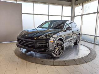 Used 2020 Porsche Cayenne S | CPO | Ext. Warranty | Premium Plus | Night Vision | 360 Cameras for sale in Edmonton, AB