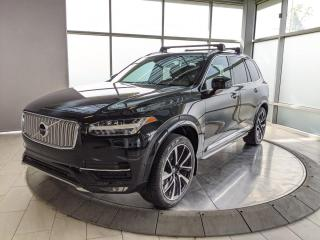 Used 2018 Volvo XC90 Inscription | No Accidents | 360 Cameras | Lane Keep | Blind-spot for sale in Edmonton, AB