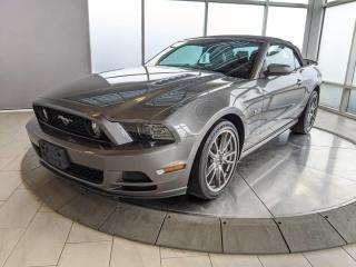 Used 2014 Ford Mustang GT for sale in Edmonton, AB