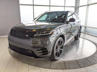 New 2021 Land Rover Range Rover Velar R-Dynamic HSE for sale in Edmonton, AB