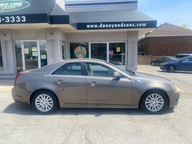 2012 Cadillac CTS SE AS-IS