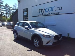 Used 2019 Mazda CX-3 GS HEATED SEATS, ALLOYS, BACKUP CAM, BLUETOOTH!! for sale in Richmond, ON