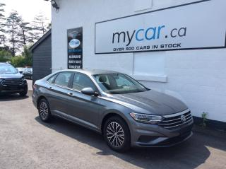 Used 2020 Volkswagen Jetta Comfortline HEATED SEATS, ALLOYS, APPLE CARPLAY, BACKUP CAM!! for sale in Richmond, ON