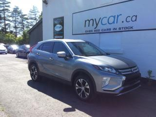 Used 2020 Mitsubishi Eclipse Cross ES HEATED SEATS, ALLOYS, BACKUP CAM, BLUETOOTH!! for sale in Richmond, ON