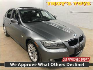 Used 2011 BMW 3 Series for sale in Guelph, ON