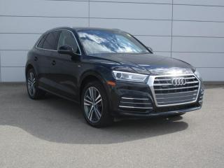 Used 2018 Audi Q5 2.0T Progressiv for sale in Regina, SK