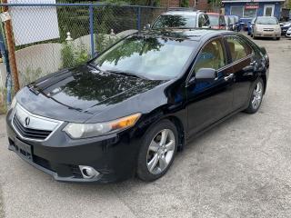 Used 2012 Acura TSX w/Premium Pkg for sale in Hamilton, ON