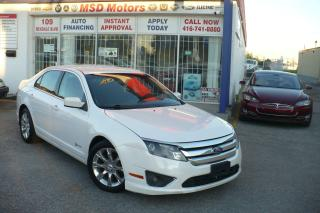 Used 2011 Ford Fusion HYBRID for sale in Toronto, ON