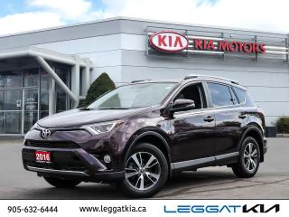 Used 2016 Toyota RAV4 XLE / SUNROOF/AWD/CAMERA/BLIND SPOT/HEATED SEATS/ MUCH MORE! for sale in Burlington, ON
