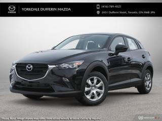 New 2021 Mazda CX-3 GX for sale in York, ON