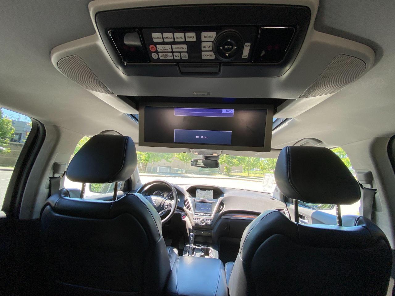 2015 Acura MDX Elite Pkg Photo14