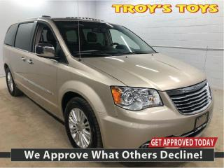 Used 2012 Chrysler Town & Country Limited for sale in Guelph, ON