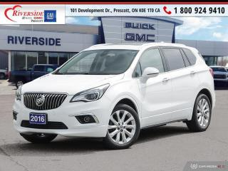 Used 2016 Buick Envision Premium I for sale in Prescott, ON