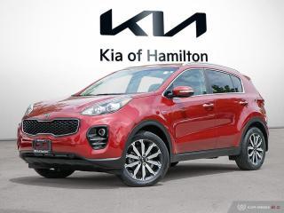 Used 2017 Kia Sportage for sale in Hamilton, ON