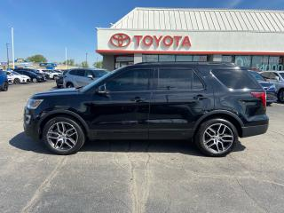Used 2017 Ford Explorer SPORT for sale in Cambridge, ON