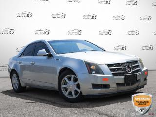 Used 2008 Cadillac CTS 3.6L You Safety You Save for sale in Oakville, ON