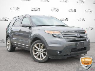 Used 2014 Ford Explorer Limited You Safety You Save Low Kms!! for sale in Oakville, ON