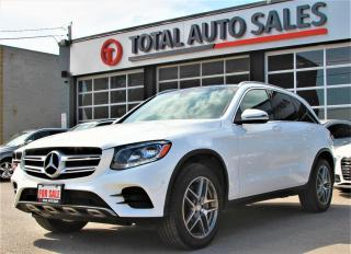 Used 2016 Mercedes-Benz GLC-Class //AMG   PANO   PREMIUM   NO ACCIDENTS for sale in North York, ON