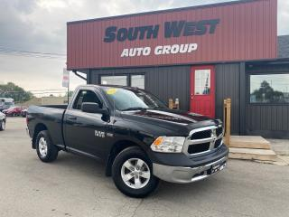 Used 2015 RAM 1500 ST|Alloys|PwrWindowsLocks|Cruise|NEW Tires for sale in London, ON