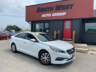 Used 2017 Hyundai Sonata GLS|Blind Spot|Htd Seats/Wheel|Sunroof|Backup for sale in London, ON