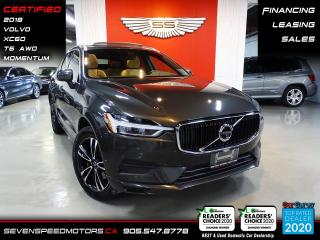 Used 2018 Volvo XC60 MOMENTUM T6 AWD | CLEAN CARFAX | CERTIFIED | FINANCE for sale in Oakville, ON
