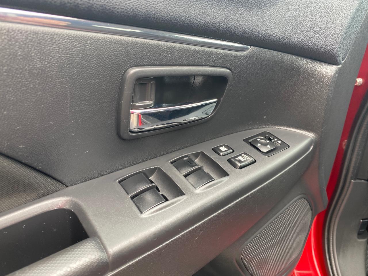 2017 Mitsubishi RVR