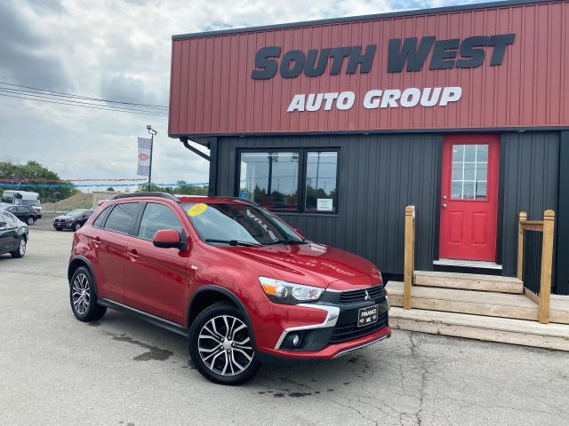 2017 Mitsubishi RVR SE|AWD|BackUp|Alloys|Bluetooth|Htd Seats|Cruise