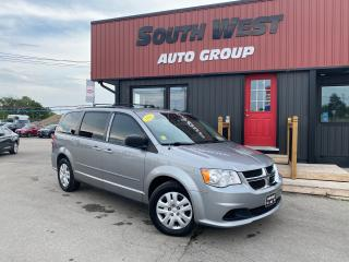 Used 2016 Dodge Grand Caravan SXT|StowNGo|Bluetooth|Cruise|7Pass|A/C|AUX for sale in London, ON