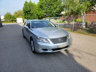 Used 2010 Lexus LS 460 AWD w/SELF.PARK/NAVI/B.CAM & MORE for sale in North York, ON