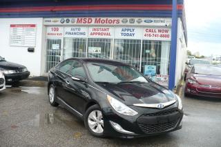 Used 2014 Hyundai Sonata HYBRID--LOW KM for sale in Toronto, ON
