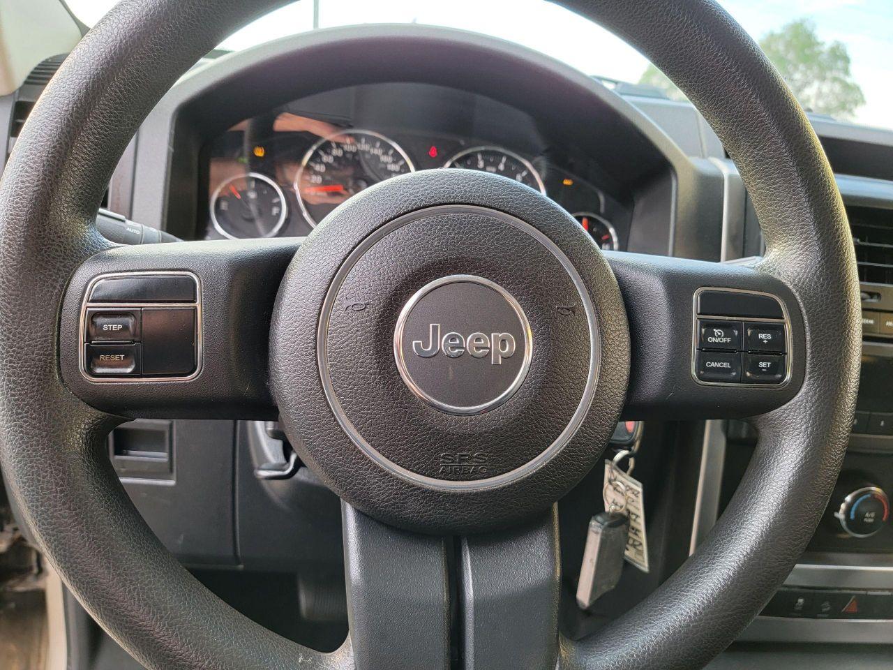 2011 Jeep Liberty