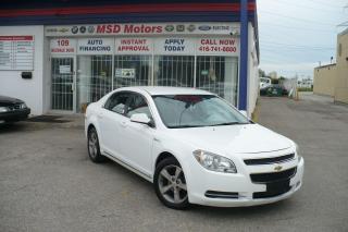 Used 2010 Chevrolet Malibu Hybrid--LOW KM for sale in Toronto, ON