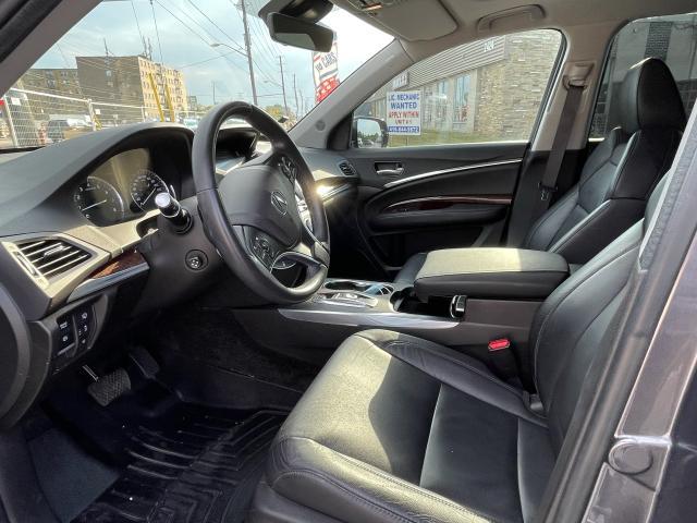 2017 Acura MDX Navigation /Sunroof /Camera /Blind Spot Photo8