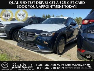 New 2021 Mazda CX-3 GT for sale in Sherwood Park, AB