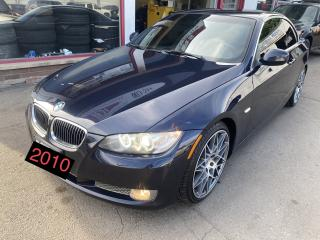 Used 2010 BMW 3 Series 335i for sale in Hamilton, ON