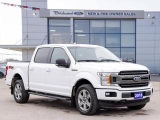 Used 2018 Ford F-150 XLT 302A | SPORT | ROOF | NAV | 20s | for sale in Winnipeg, MB