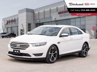 Used 2014 Ford Taurus SEL for sale in Winnipeg, MB