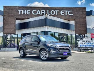 Used 2016 Hyundai Tucson Premium AWD!! HEATED SEATS!! BLIND-SPOT WARNING!! BACK-UP CAM!! for sale in Sudbury, ON